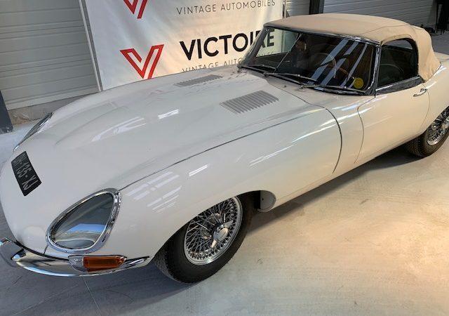 Jaguar E Type Victoire Vintage Automobiles